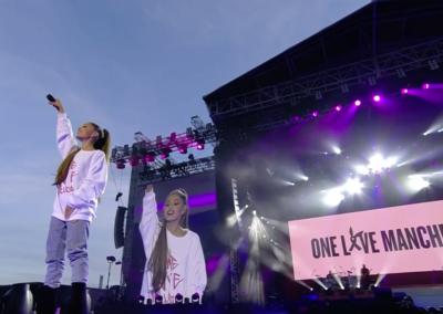 Watch Ariana Grande's #OneLoveManchester benefit concert