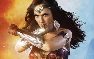 Gal Gadot's 'Wonder Woman' Bloopers are Delightful